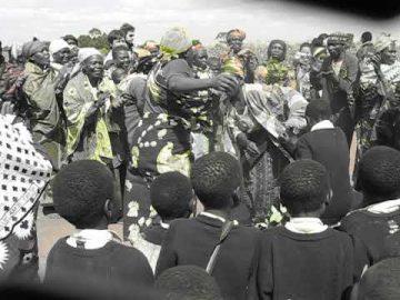 Viviana Rasulo - Danza popolare in Tanzania